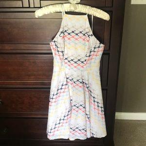 Juniors sundress worn once to a dance.